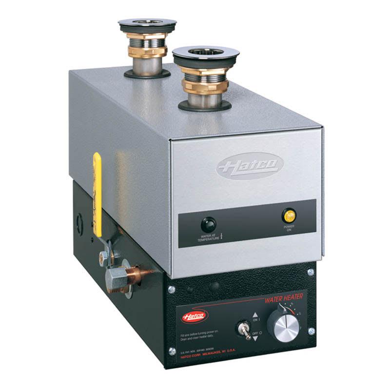 Hatco FR-9B Food Rethermalizer, Bain Marie Heater, 9 KW, 208v/3ph