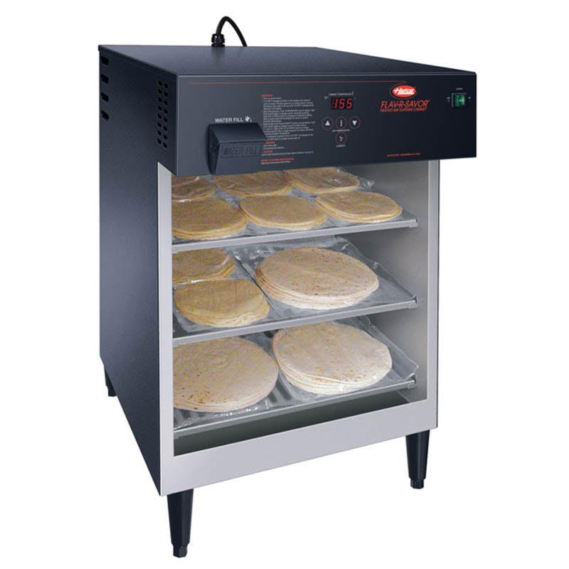 Hatco FSHACH-3 Flav-R-Savor Air Curtain Heated Display Cabinet, Counter Top, 2950W