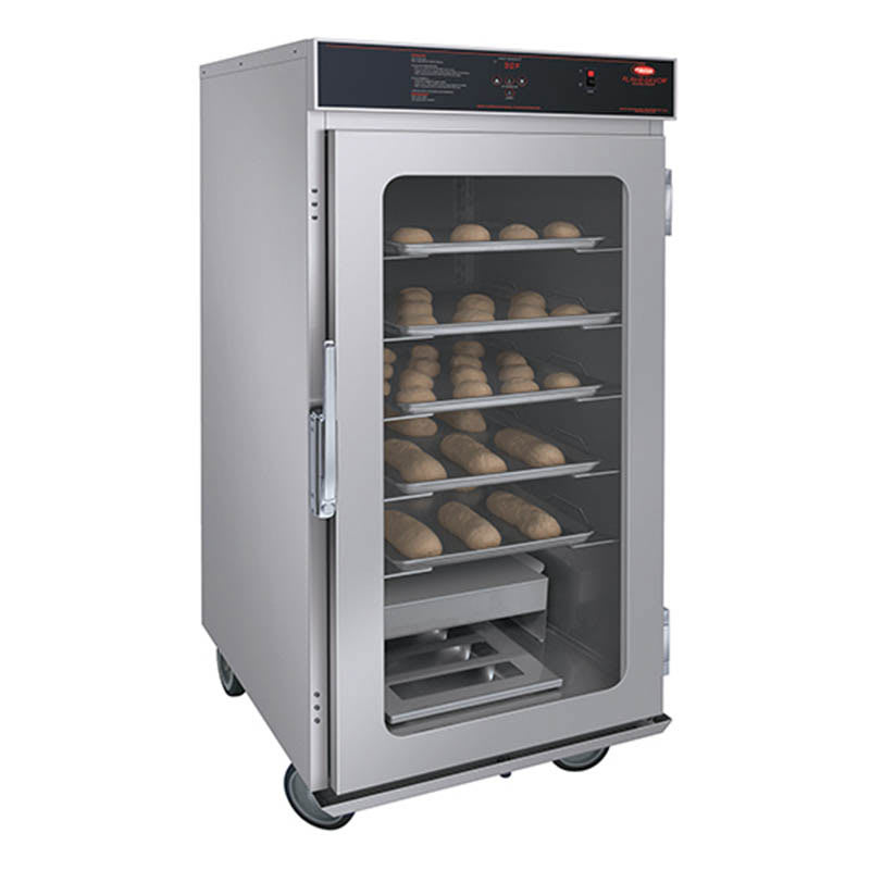 Hatco FSHC-12W1 3/4 Height Insulated Mobile Heated Cabinet w/ (12) Pan Capacity, 208v/1ph