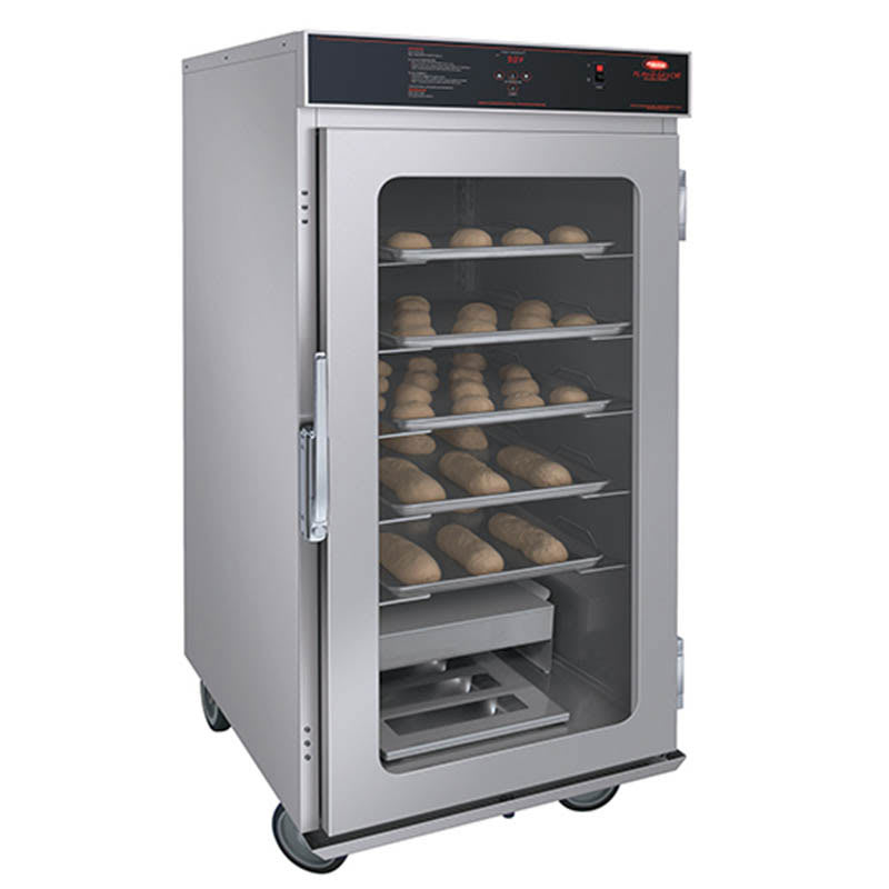 Hatco FSHC-12W2 3/4 Height Insulated Mobile Heated Cabinet w/ (12) Pan Capacity, 208v/1ph