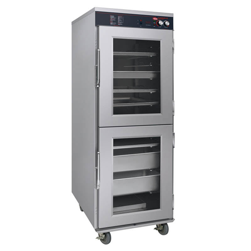 Hatco FSHC-17W1D Full-Height Insulated Mobile Heated Cabinet w/ (17) Pan Capacity, 208v/1ph