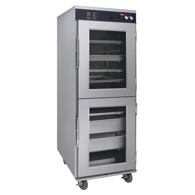 Hatco FSHC-17W1D Full-Height Insulated Mobile Heated Cabinet w/ (17) Pan Capacity, 240v/1ph