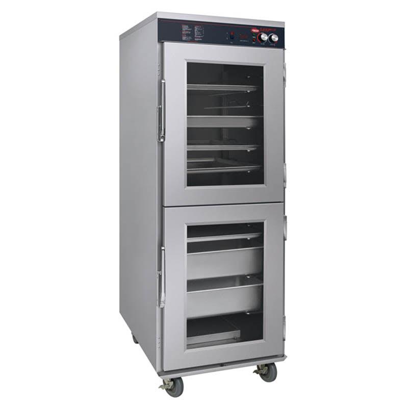 Hatco FSHC-17W1D Humidified Holding Cabinet w/ 17-Tray Slides & Dutch Doors, 240 V