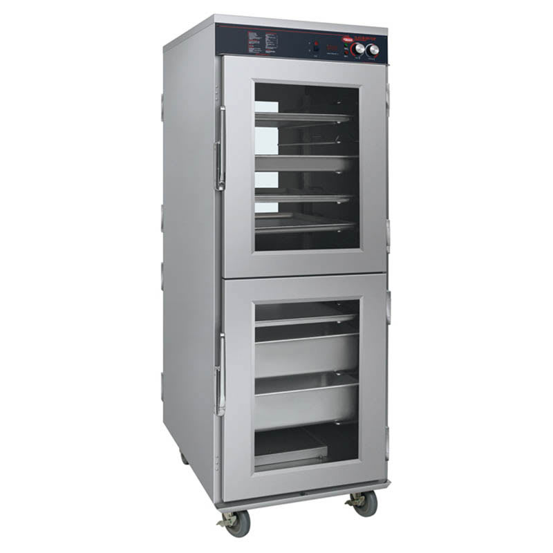 Hatco FSHC-17W2 Full-Height Insulated Mobile Heated Cabinet w/ (17) Pan Capacity, 208v/1ph