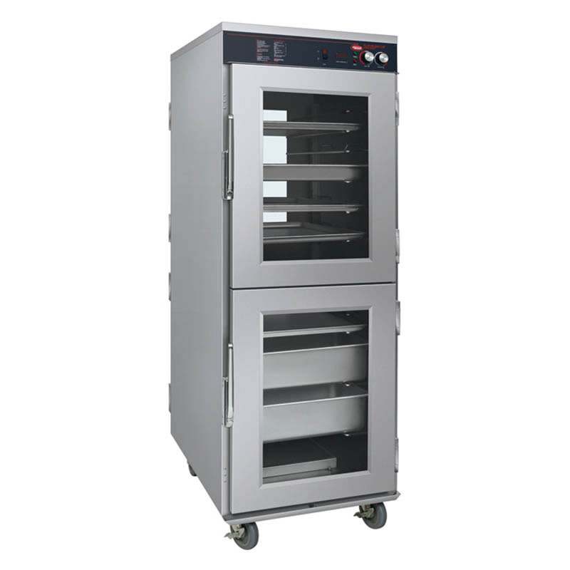 Hatco FSHC-17W2 Full-Height Insulated Mobile Heated Cabinet w/ (17) Pan Capacity, 240v/1ph