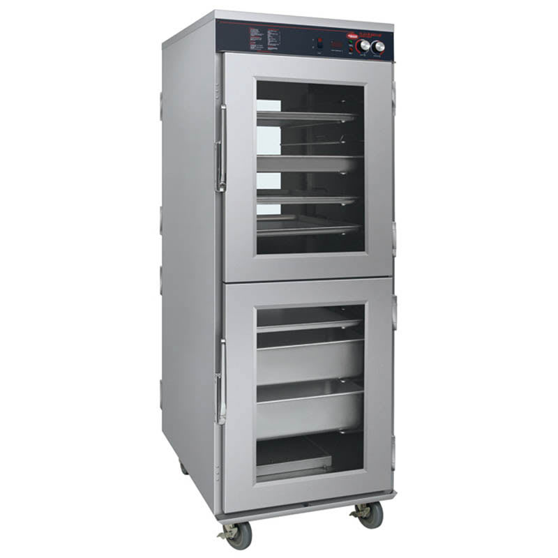 Hatco FSHC-17W2D Full-Height Insulated Mobile Heated Cabinet w/ (17) Pan Capacity, 208v/1ph