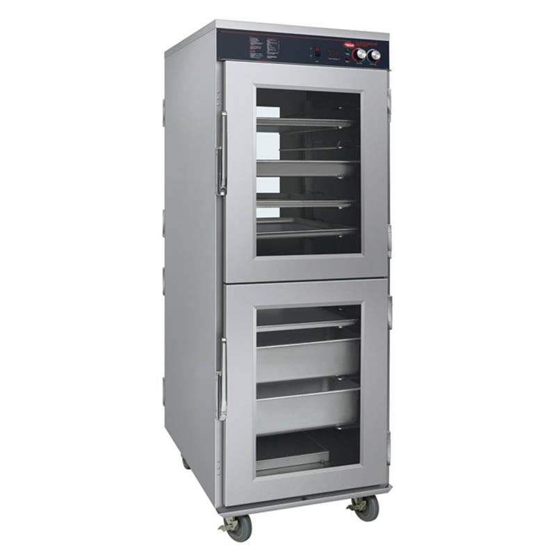 Hatco FSHC-17W2D Full-Height Insulated Mobile Heated Cabinet w/ (17) Pan Capacity, 240v/1ph