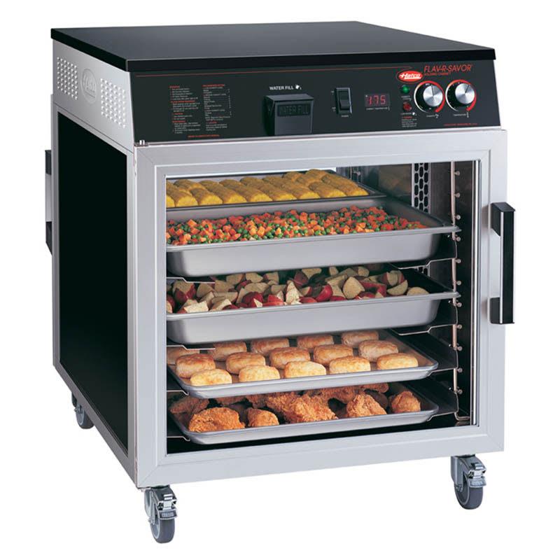 Hatco FSHC-6W2 Insulated Pass-Thru Holding Cabinet w/ 6-Slides & 1-Door, 120v