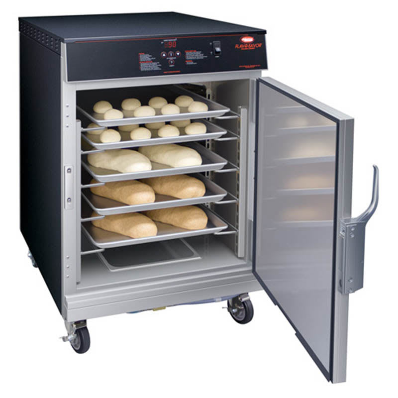 Hatco FSHC-7W2-EE Half-Height Insulated Mobile Heated Cabinet w/ (7) Pan Capacity, 120v