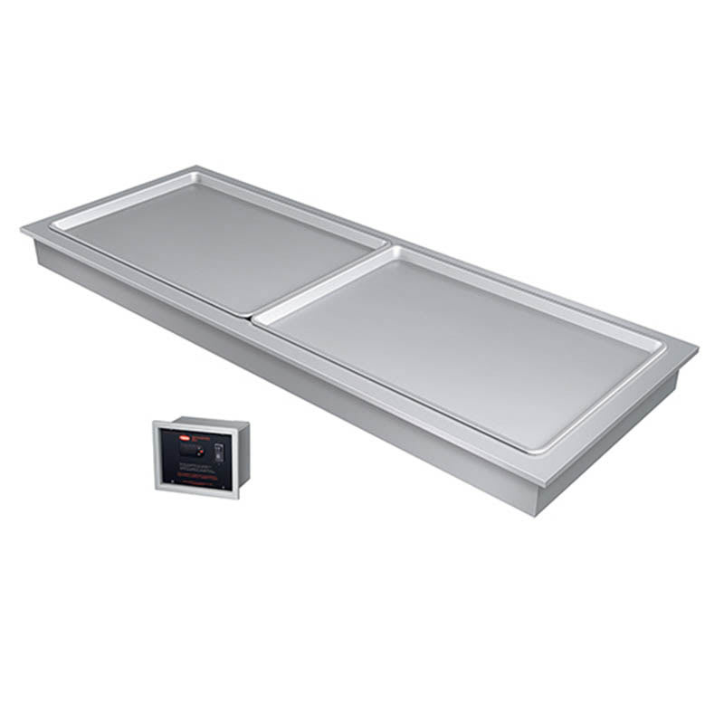 "Hatco FTBX-2 39"" Recessed Frost Top w/ Remote Compressor, 120v"