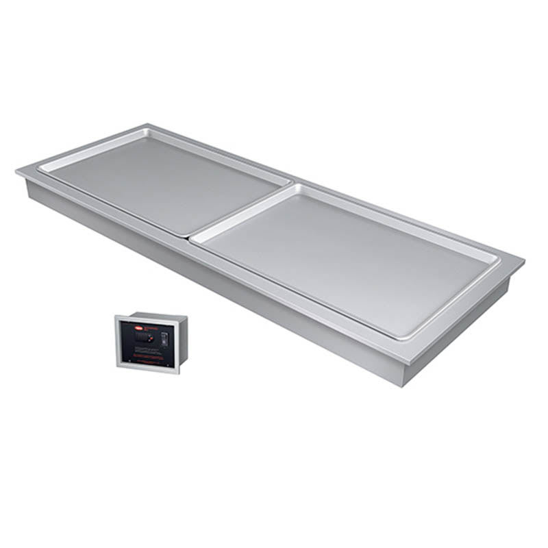 "Hatco FTBX-S2 54.94"" Recessed Frost Top w/ Remote Compressor, 120v"