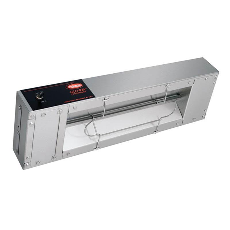 """Hatco GR-24 24"""" Infrared Foodwarmer w/ Single Metal Heater Rod, 350-watt"""