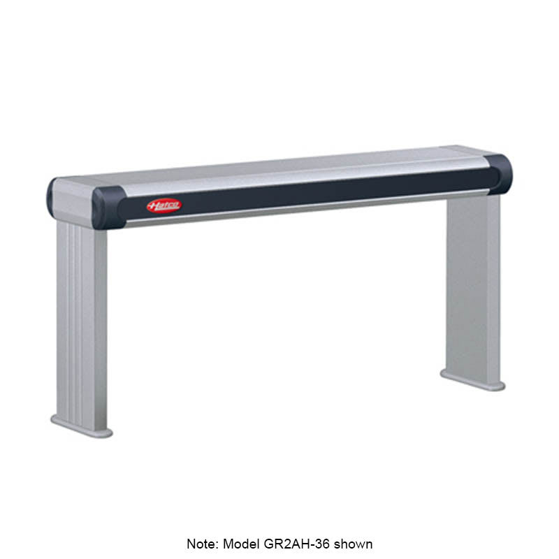 "Hatco GR2AH-18 21.5"" Infrared Foodwarmer w/ High Watt, 208 V"
