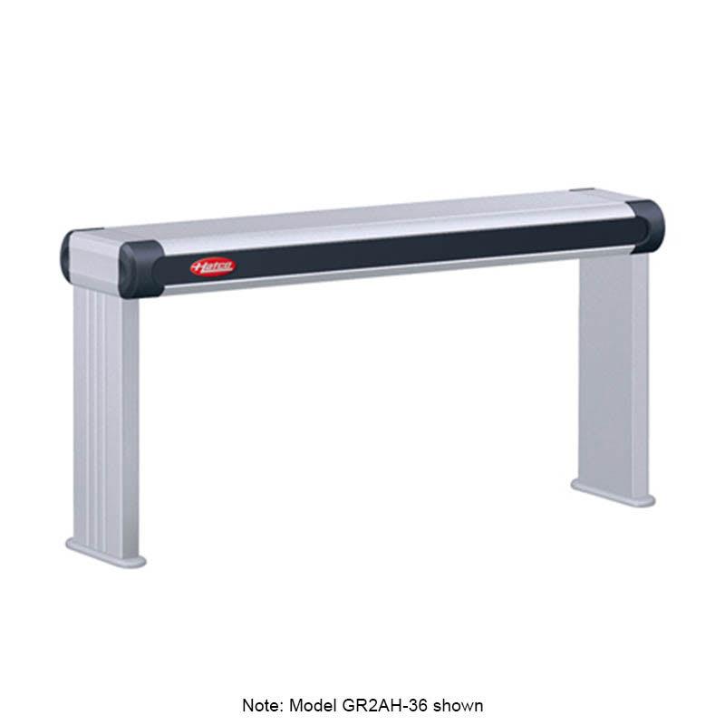 "Hatco GR2AH-42 45.5"" Infrared Foodwarmer w/ High Watt, 208 V"