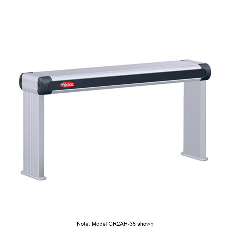 "Hatco GR2AH-48 51.5"" Infrared Foodwarmer w/ High Watt, 240v/1ph"