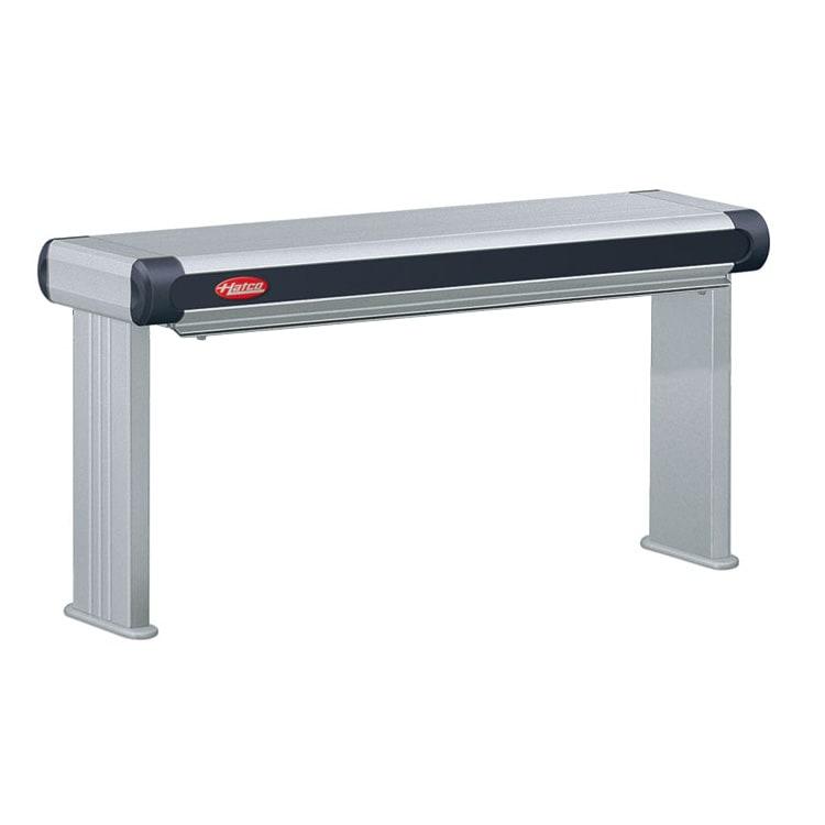 "Hatco GR2AHL-48 Glo-Ray Designer Food Warmer w/Lights, 52""W, Infrared, High Watt"