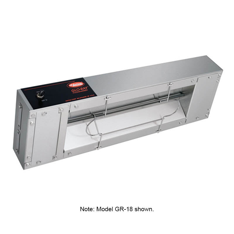 "Hatco GR-36 36"" Infrared Foodwarmer w/ Toggle Switch, Stainless, 120v"