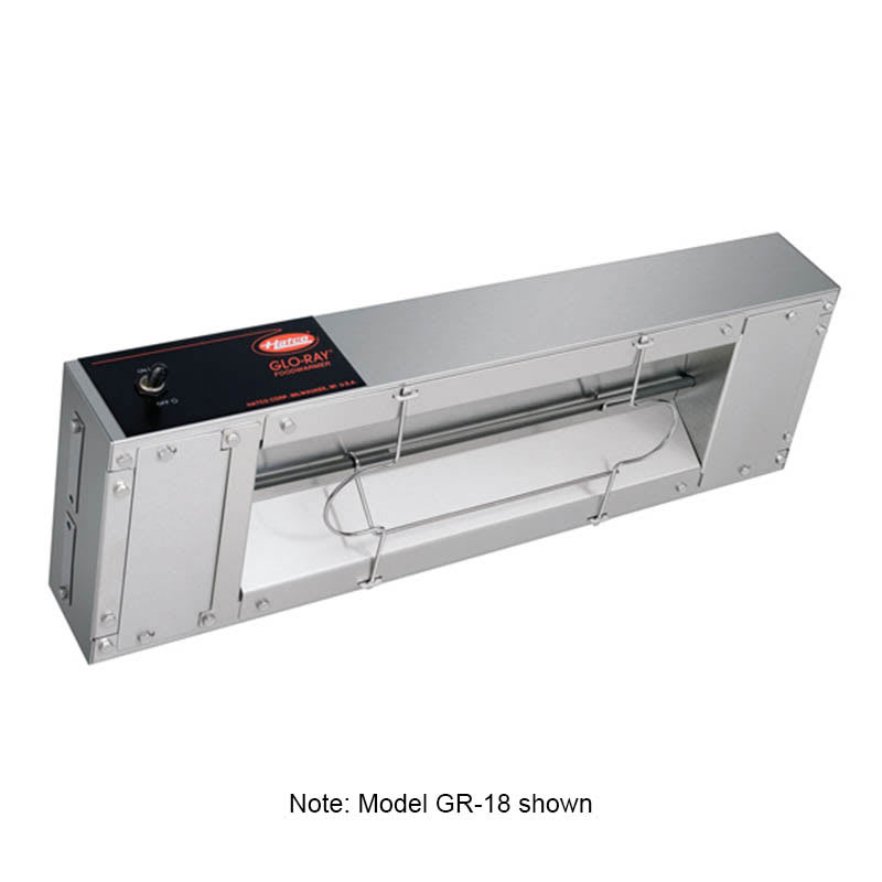 "Hatco GR-60 60"" Single Foodwarmer w/ Toggle Switch, 240v/1ph"