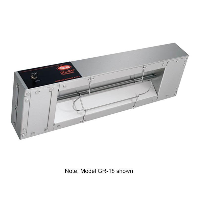 "Hatco GR-72 72"" Single Foodwarmer w/ Toggle Switch, 240 V"