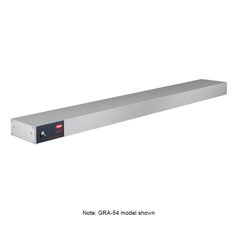 "Hatco GRA-108 108"" Infrared Foodwarmer w/ Single Heater Rod, 240v/1ph"