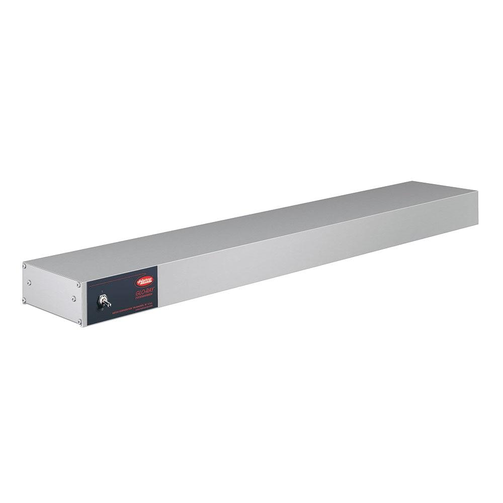 "Hatco GRAH-60 Glo-Ray Infrared Foodwarmer, High Watt, Single Rod, 60""L, 120 V"