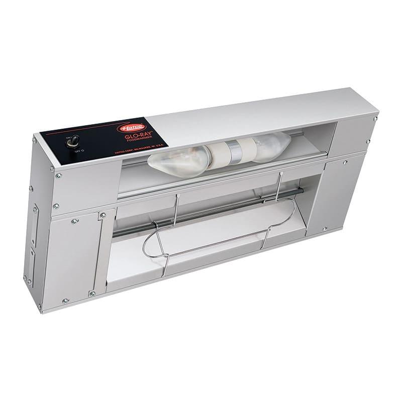"Hatco GRAHL-120 120"" Infrared Foodwarmer w/ Lights, High Watt, 120 V"