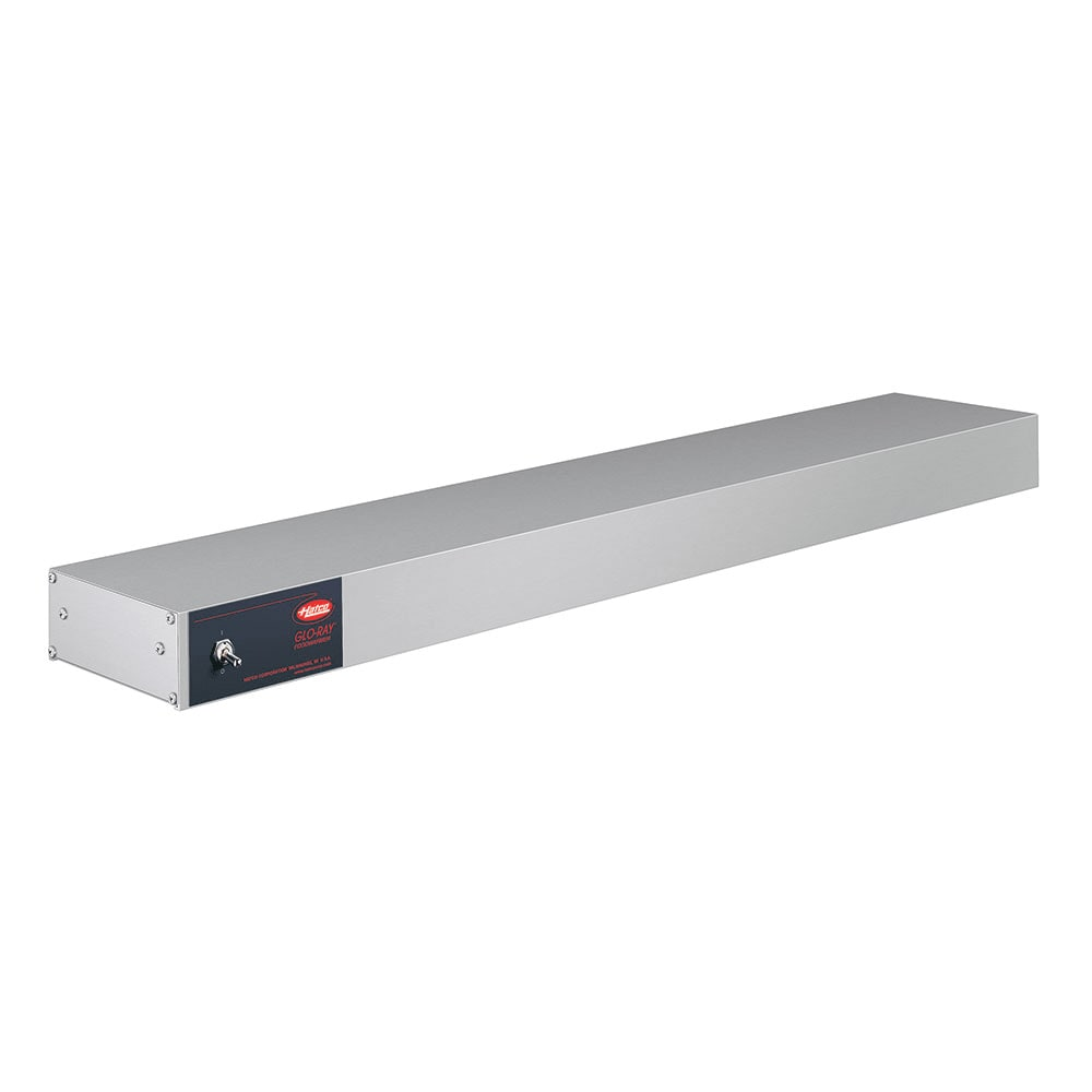 "Hatco GRAHL-72 72"" Infrared Foodwarmer w/ Single Heater Rod, 120v"