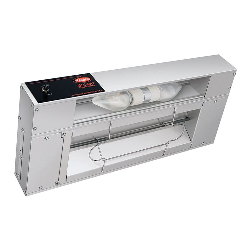 "Hatco GRAHL-84 84"" Infrared Foodwarmer w/ Lights, High Watt, 120/240 V"
