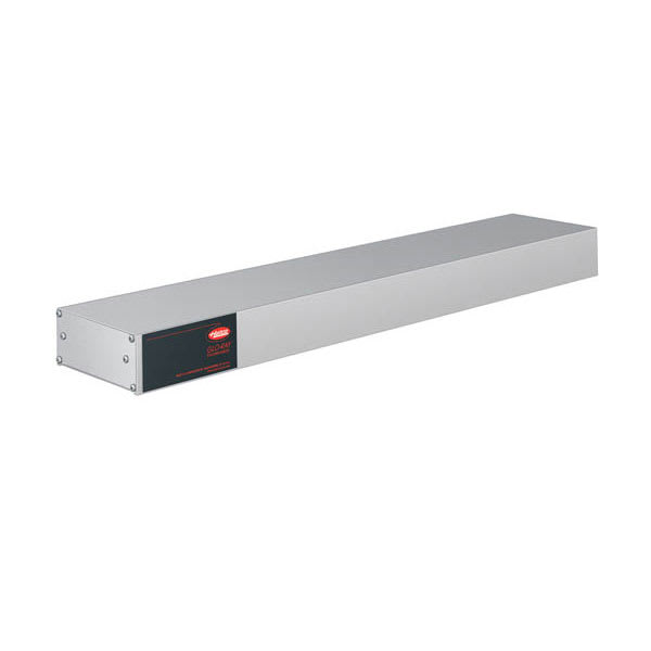 """Hatco GRAM-24 24"""" Single Infrared Foodwarmer w/ Max Watt, Aluminum, 208v/1ph"""