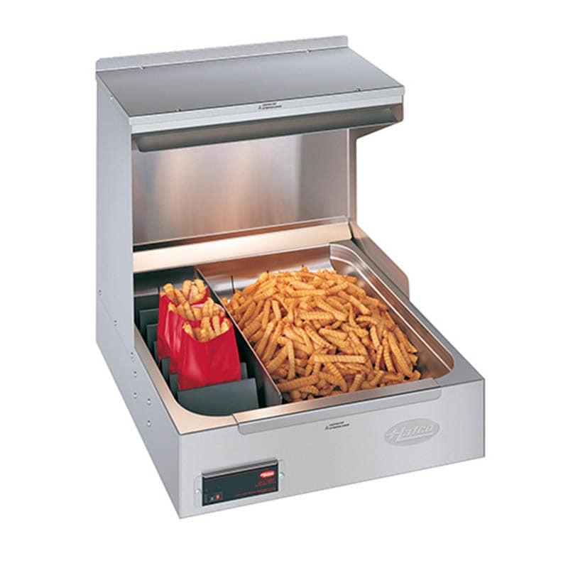 "Hatco GRFHS-22 21.63"" Glo-Ray® Countertop Fry Holding Station - Rod-Type, 120v"