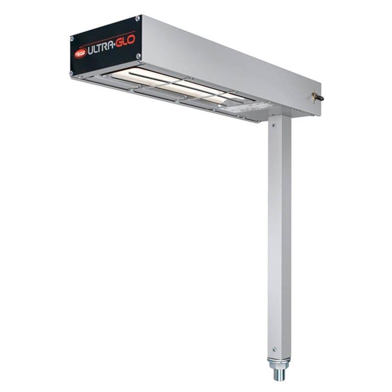 "Hatco GRFSCR-18 6"" Glo-Ray® Heat Lamp - Strip-Type, 120v"