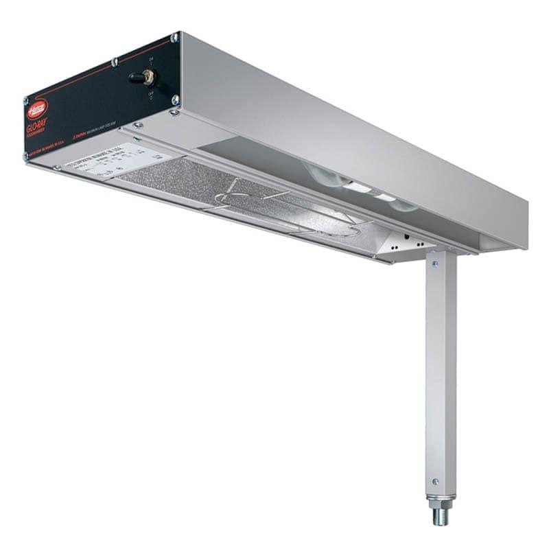 "Hatco GRFSL-24 9"" Glo-Ray® Heat Lamp - Strip-Type, 120v"