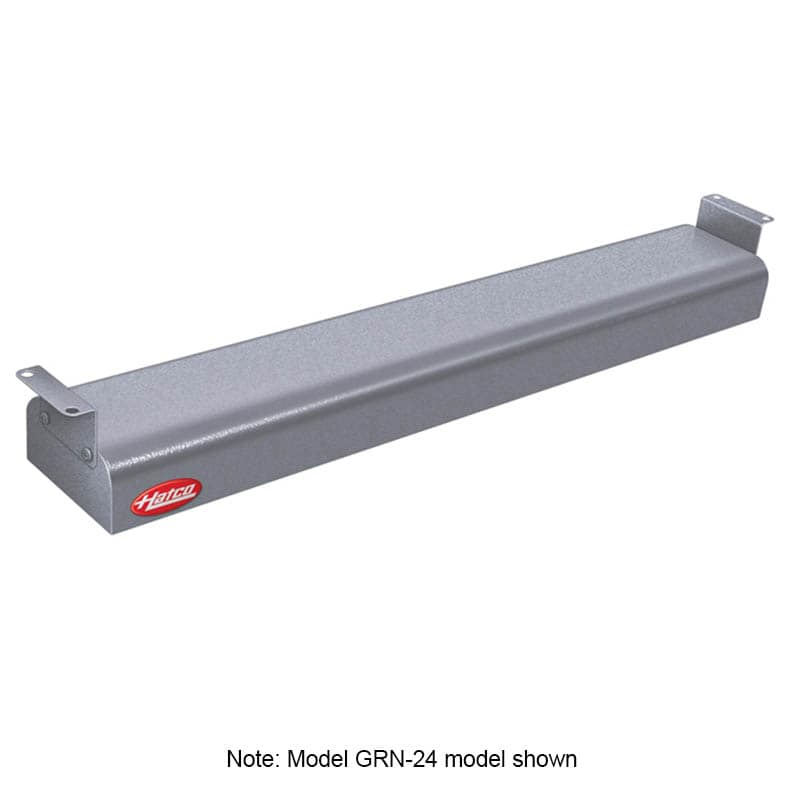 "Hatco GRN-42 42"" Narrow Infrared Foodwarmer, Gray Granite, 240 V"