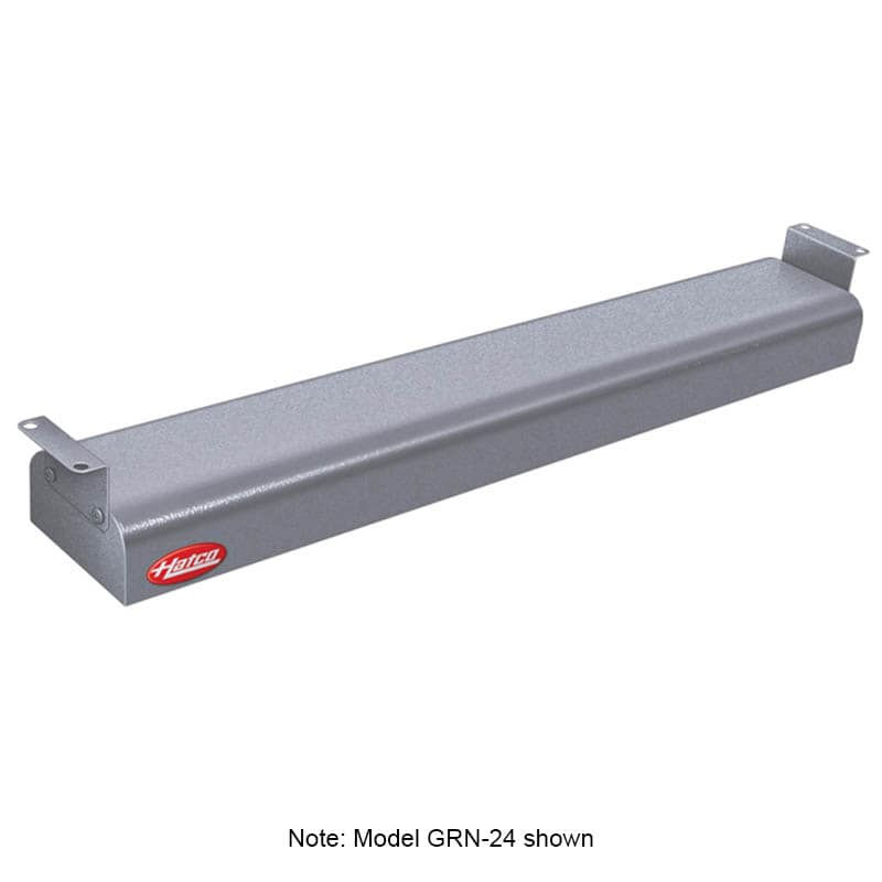 """Hatco GRN-60 60"""" Narrow Infrared Foodwarmer, Gray Granite, 120 V"""