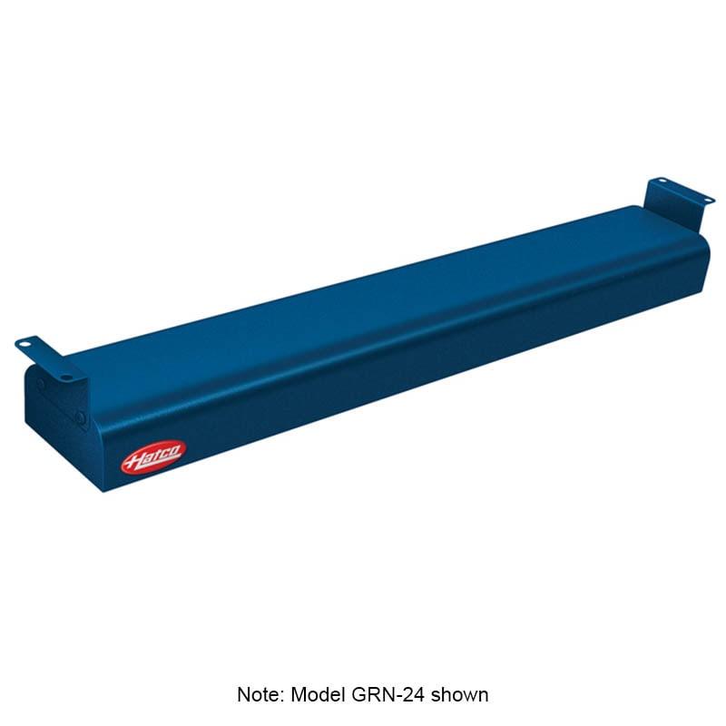 "Hatco GRN-60 60"" Narrow Infrared Foodwarmer, Navy, 208 V"