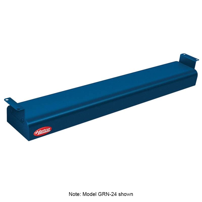 "Hatco GRN-66 66"" Narrow Infrared Foodwarmer, Navy, 208 V"