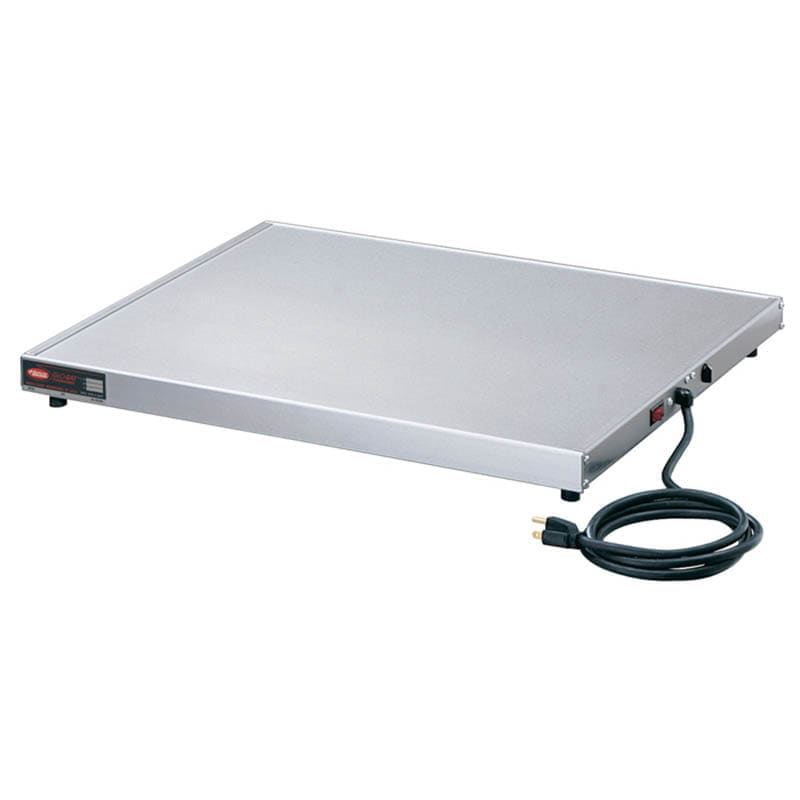 "Hatco GRS-18-B 18"" Heated Shelf w/ Adjustable Thermostat, 7-3/4"" W, 120 V"