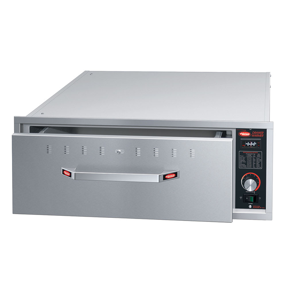 Hatco HDW-1BN Built-in Narrow Warming Drawer Unit For Standard Size Pans, 240 V