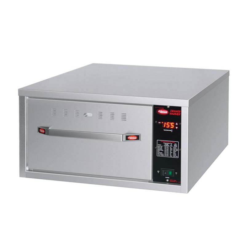 Hatco HDW-1N Freestanding Narrow Warming Drawer Unit For Standard Pans, 208 V