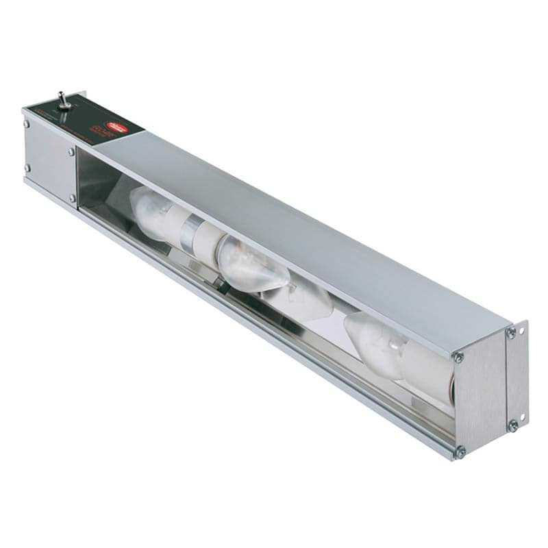 Hatco HL-24 24-in Strip Type Display Light w/ Aluminum Housing & Toggle Switch