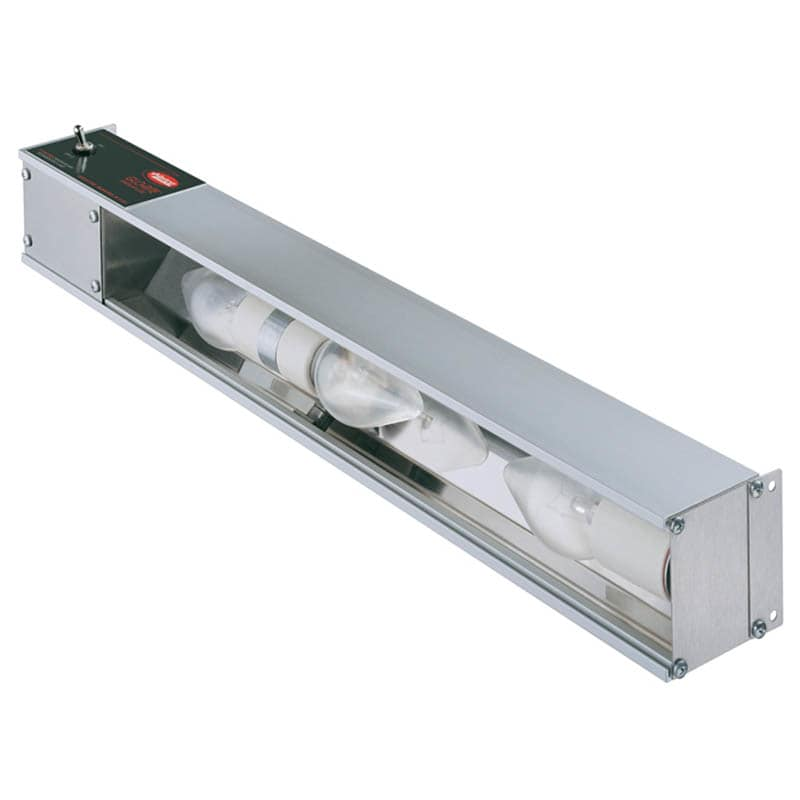 "Hatco HL-24-2 24"" Strip Display Light w/ Toggle Switch & Extra Lights, 120 V"