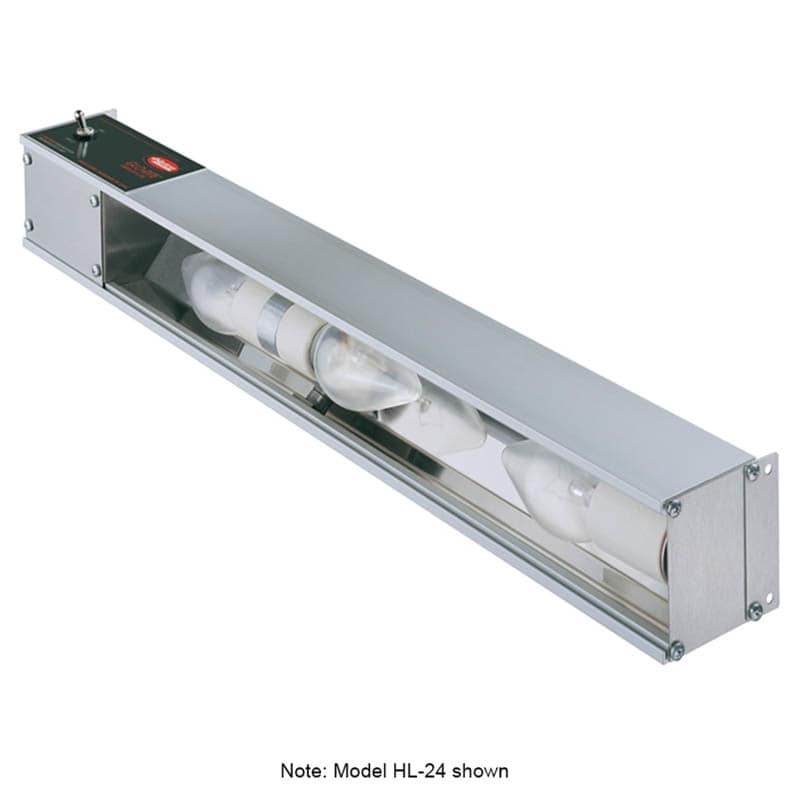 "Hatco HL-48-2 48"" Strip Display Light w/ Toggle Switch & Extra Lights, 120 V"