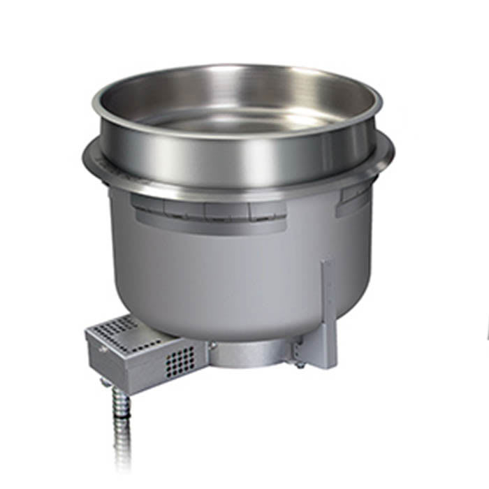 Hatco HWB-11QT 11 qt Drop-In Soup Warmer w/ Thermostatic Controls, 240v/1ph