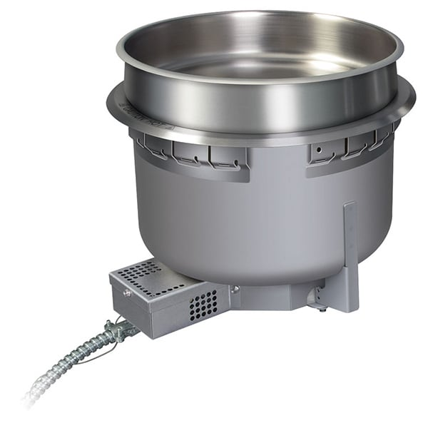 Hatco HWB-11QTD 11 qt Drop-In Soup Warmer w/ Thermostatic Controls, 120v
