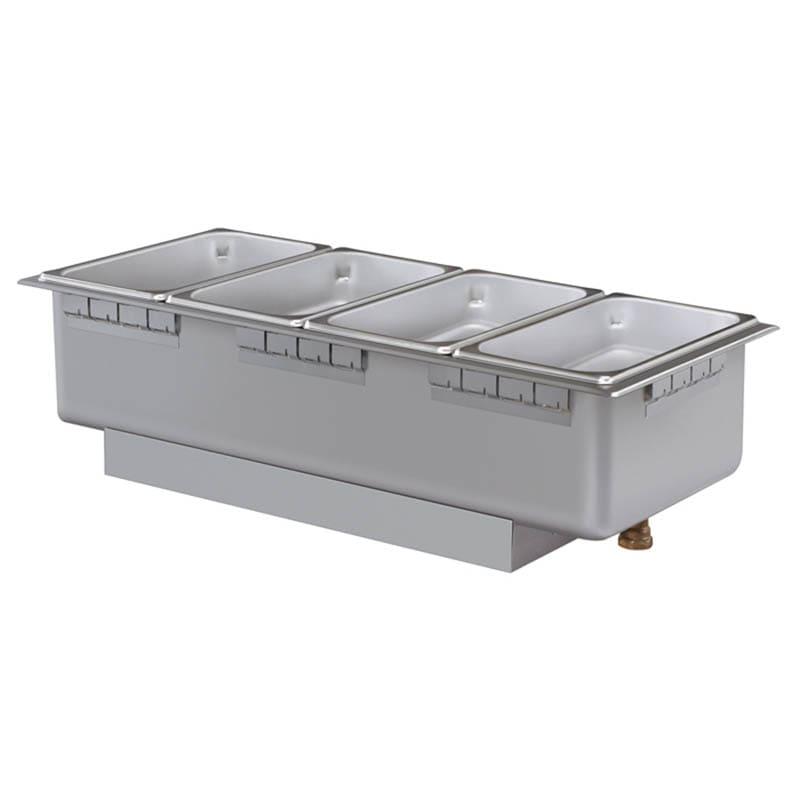 Hatco HWB-43D Heated Well w/ (4) Third Size Pan Capacity, Drain, 208 V