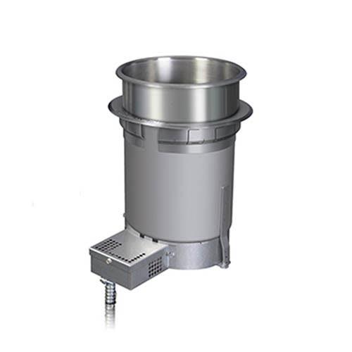 Hatco HWB-4QT 4 qt Drop-In Soup Warmer w/ Thermostatic Controls, 240v/1ph