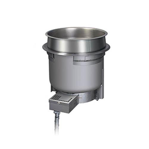 Hatco HWB-7QTD 7-qt Drop-In Soup Warmer w/ Thermostatic Controls, 120v