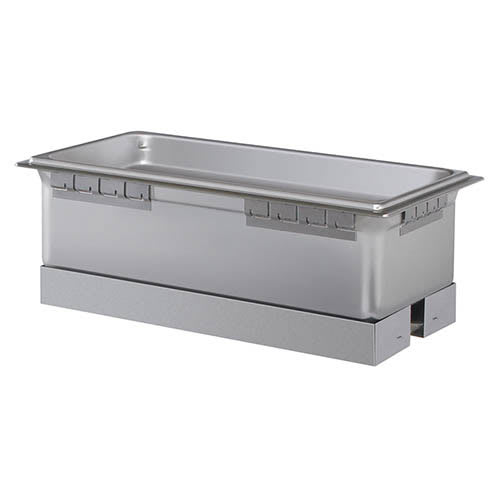 Hatco HWB-FUL Drop-In Hot Food Well w/ (1) Full Size Pan Capacity, 120v