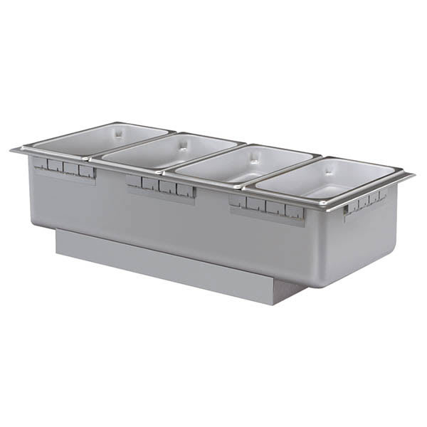 Hatco HWBH-43 Drop-In Hot Food Well w/ (4) 1/3 Size Pan Capacity, 120v