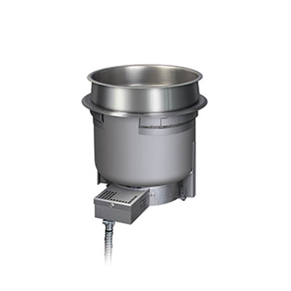 Hatco HWBH-7QT 7-qt Round Heated Well w/ High Watt, 240 V